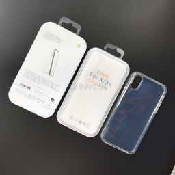 N. TPU 2mm iPhone XS max (6,5) transparent
