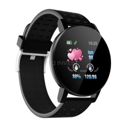 Smart Band 119 Plus czarny
